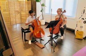 Cello Classes & Lessons For Kids and Toddlers