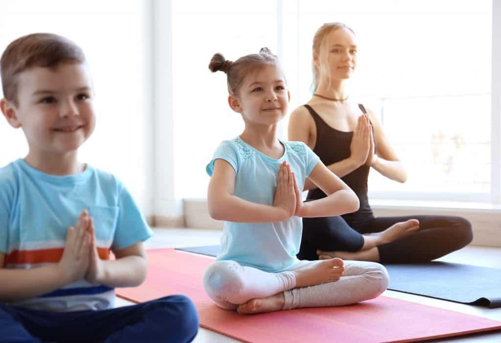 Kids yogq