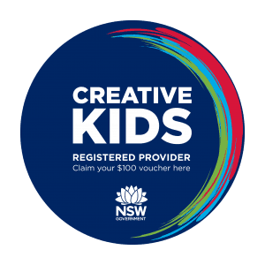 Creative Kids approved provider of after school activities