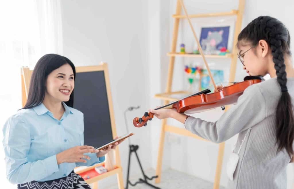 In Home Music Lessons