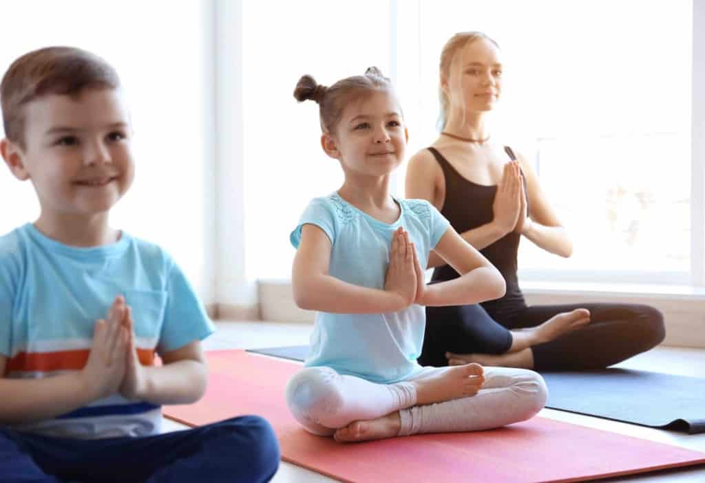 Yoga Classes For Kids and Toddlers